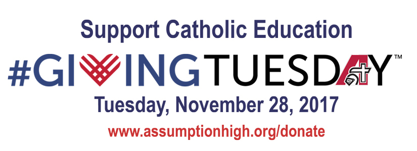Consider Assumption this #GivingTuesday