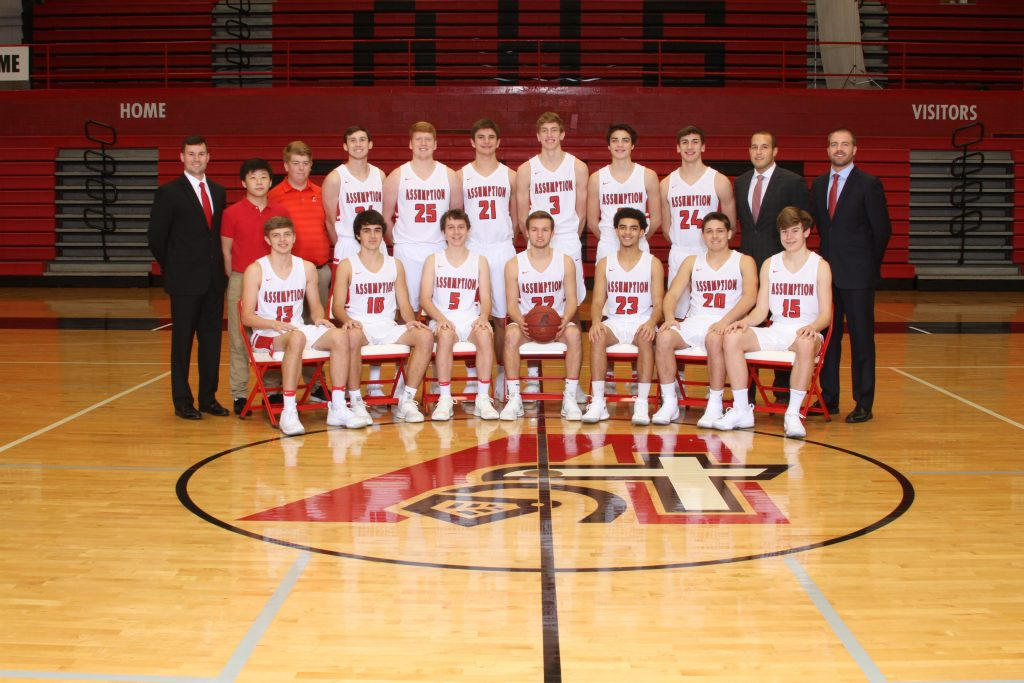 2017-18 Assumption Varsity Boys Basketball