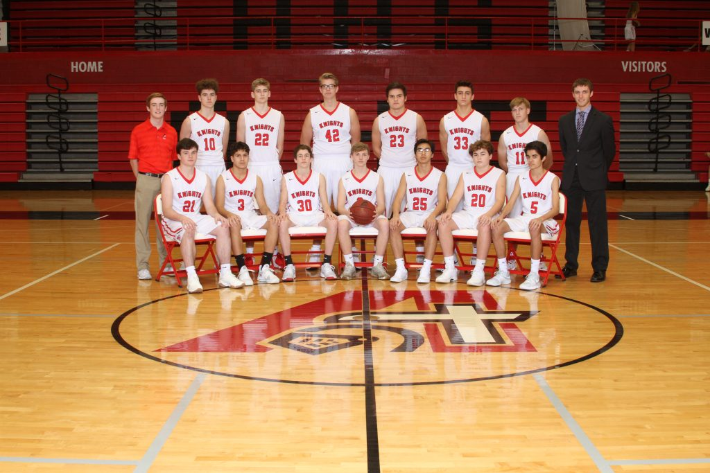 2017-18 Assumption Sophomore Boys Basketball