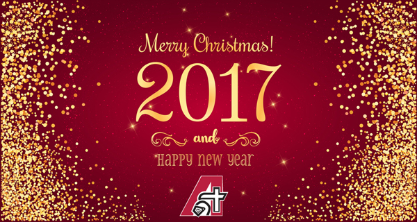 🎄Merry Christmas and 🎊Happy New Year from Assumption High School