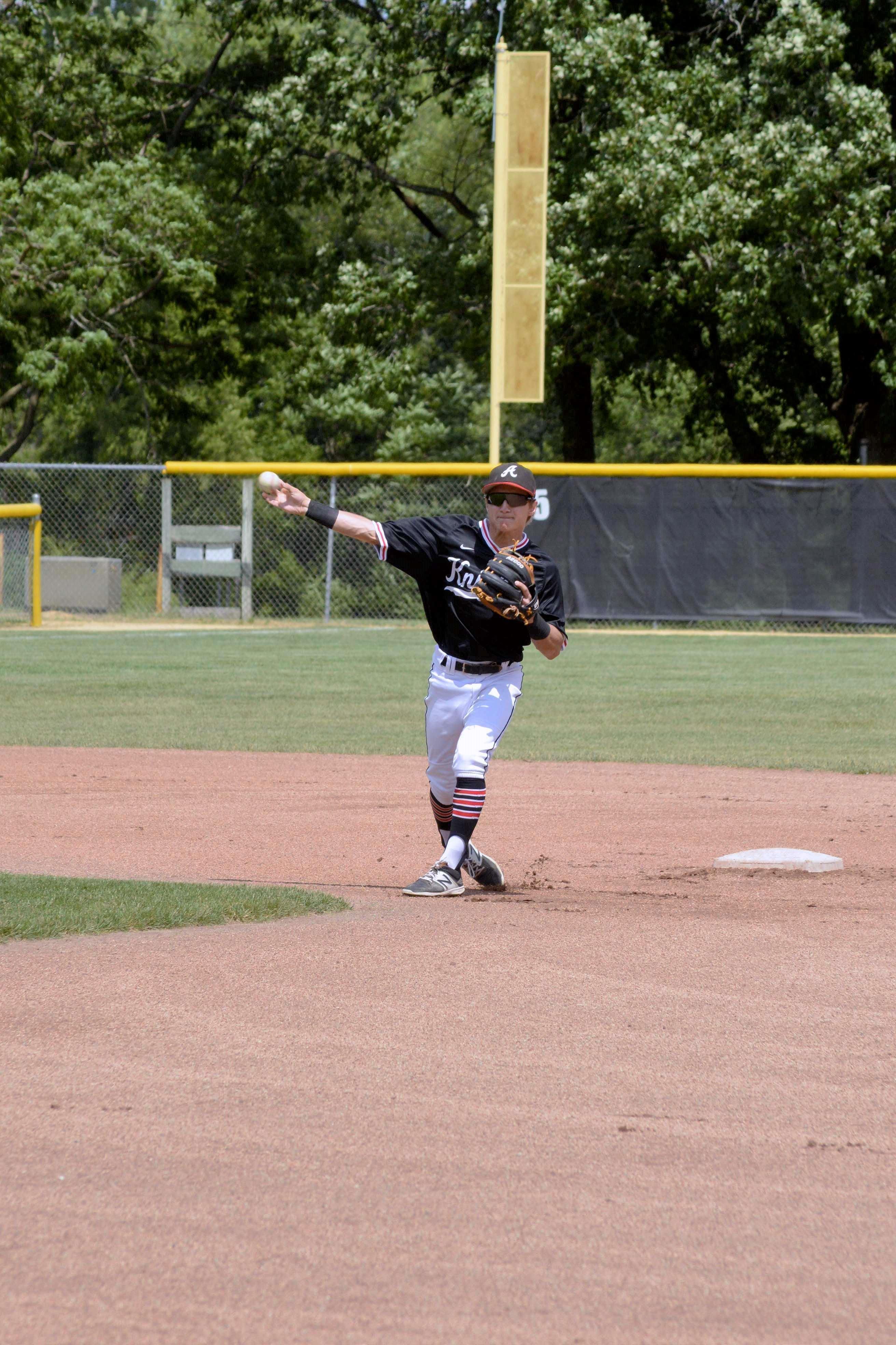 2018 Coach Argo Baseball Camp Assumption High School