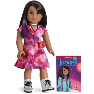 533dbb3d1dc00 Meet Luciana, the 2018 Girl of the Year™! With creativity, confidence, and a  serious science streak, she can launch her dream of landing on Mars and is  ...